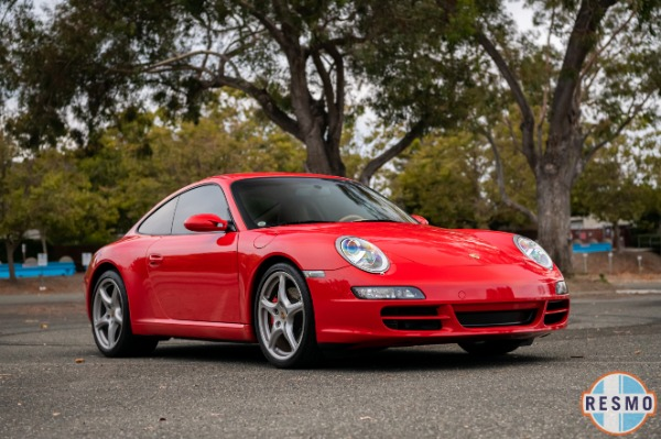 Used 2006 Porsche 911 Carrera S for sale $49,999 at Response Motors in Mountain View CA
