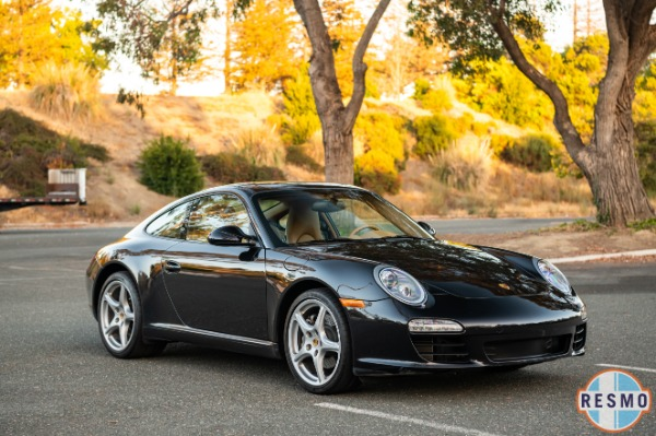 Used 2009 Porsche 911 Carrera for sale $53,000 at Response Motors in Mountain View CA
