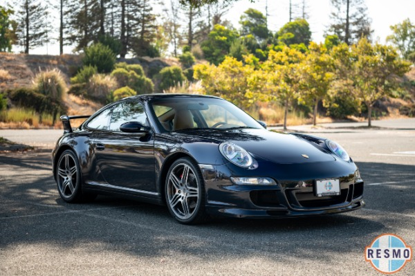 Used 2008 Porsche 911 Carrera 4S for sale $53,199 at Response Motors in Mountain View CA