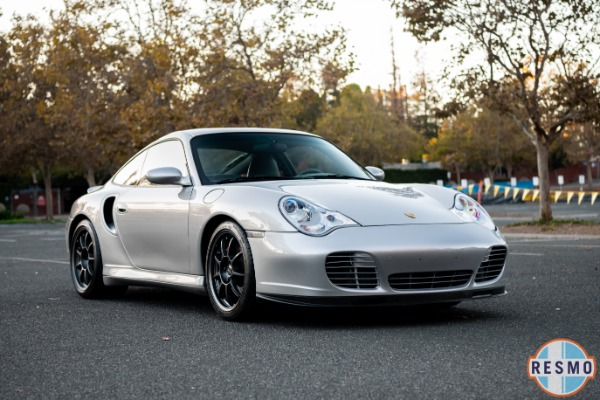 Used 2002 Porsche 911 Turbo for sale $39,999 at Response Motors in Mountain View CA