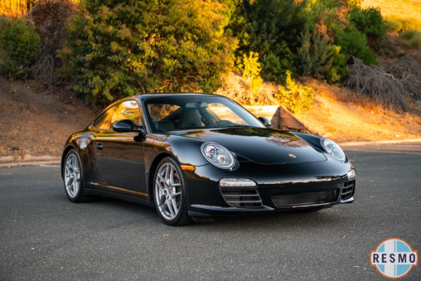 Used 2012 Porsche 911 Carrera 4S for sale $72,000 at Response Motors in Mountain View CA