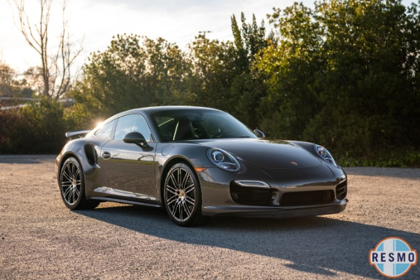 Used 2016 Porsche 911 Turbo for sale $108,199 at Response Motors in Mountain View CA