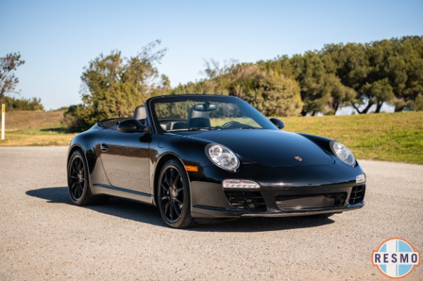 Used 2009 Porsche 911 Carrera S for sale $59,199 at Response Motors in Mountain View CA