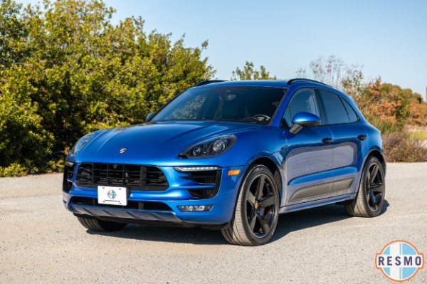 Used 2017 Porsche Macan GTS for sale $52,999 at Response Motors in Mountain View CA