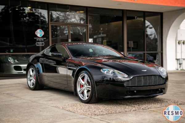 Used 2009 Aston Martin V8 Vantage for sale $55,199 at Response Motors in Mountain View CA