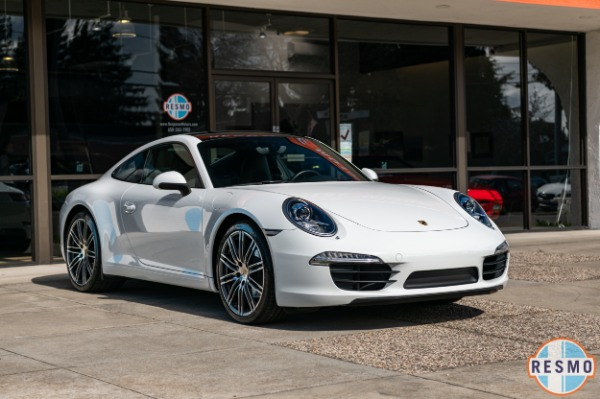 Used 2015 Porsche 911 Carrera for sale $71,199 at Response Motors in Mountain View CA