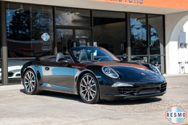 Used 2014 Porsche 911 Carrera S for sale $74,499 at Response Motors in Mountain View CA