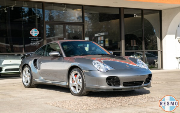 Used 2001 Porsche 911 Turbo for sale $59,999 at Response Motors in Mountain View CA