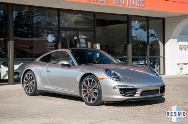 Used 2013 Porsche 911 Carrera 4S for sale $78,499 at Response Motors in Mountain View CA