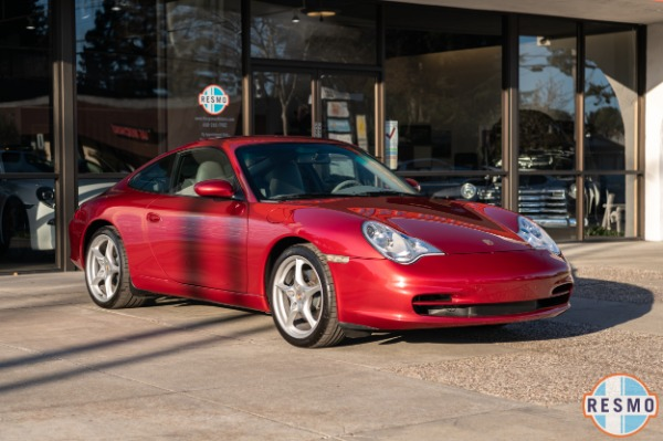Used 2003 Porsche 911 Carrera for sale $35,999 at Response Motors in Mountain View CA