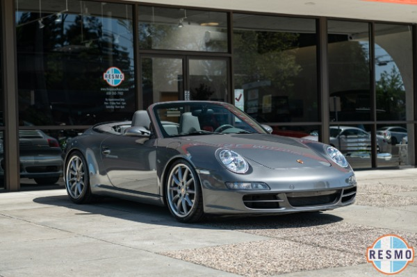Used 2007 Porsche 911 Carrera for sale $46,999 at Response Motors in Mountain View CA