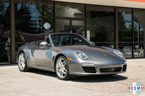 Used 2009 Porsche 911 Carrera for sale $49,999 at Response Motors in Mountain View CA