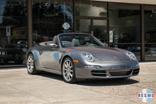 Used 2008 Porsche 911 Carrera S for sale $57,199 at Response Motors in Mountain View CA