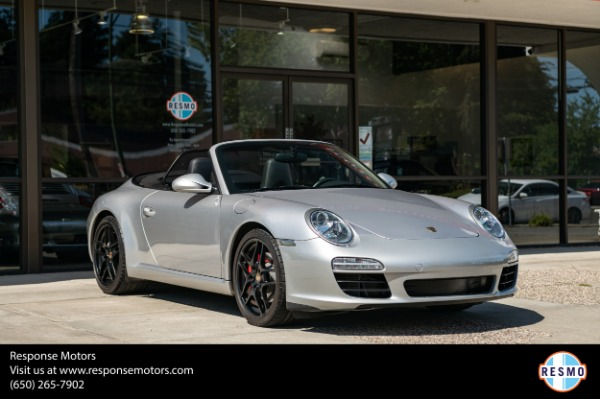 Used 2011 Porsche 911 Carrera S for sale $63,499 at Response Motors in Mountain View CA