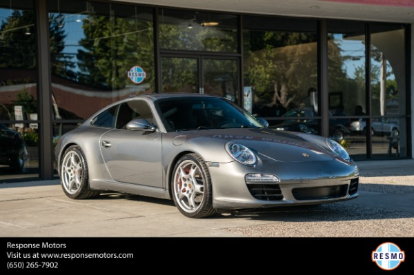 Used 2009 Porsche 911 Carrera for sale $56,000 at Response Motors in Mountain View CA
