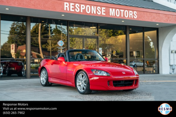 Used 2005 Honda S2000 for sale $33,499 at Response Motors in Mountain View CA
