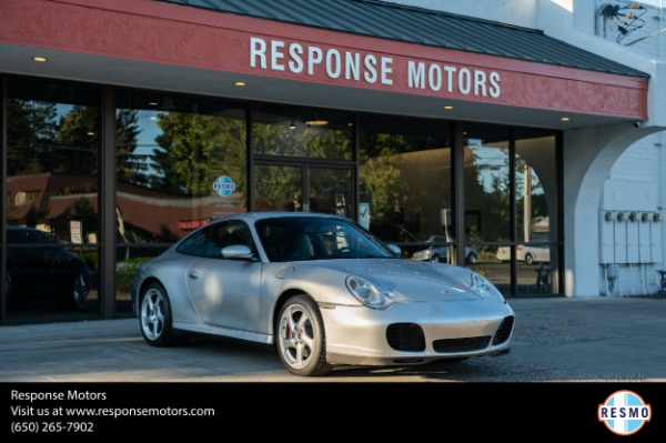 Used 2004 Porsche 911 Carrera 4S for sale $36,599 at Response Motors in Mountain View CA