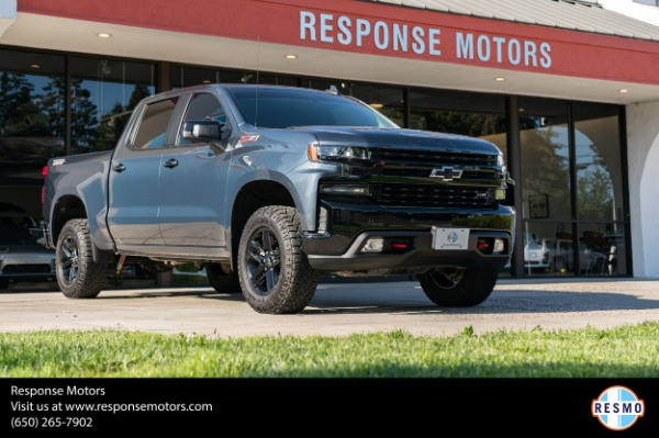 Used 2020 Chevrolet Silverado 1500 LT Trail Boss for sale $57,999 at Response Motors in Mountain View CA