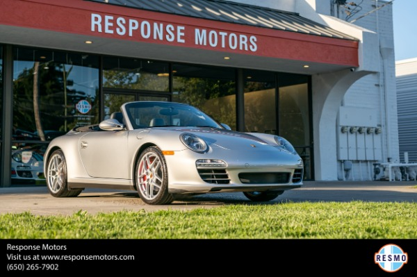 Used 2010 Porsche 911 Carrera 4S for sale $67,599 at Response Motors in Mountain View CA