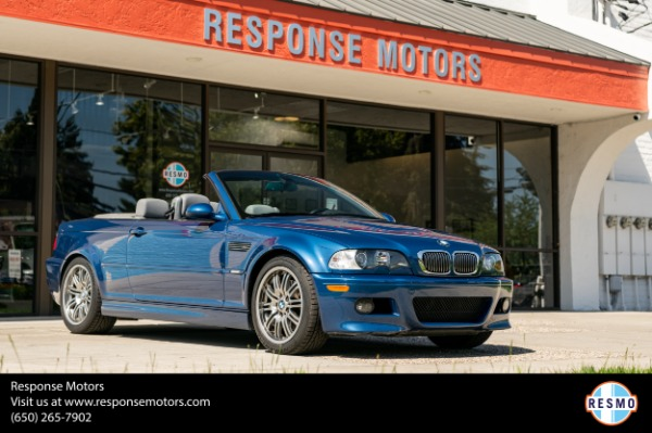 Used 2002 BMW M3 for sale $34,999 at Response Motors in Mountain View CA
