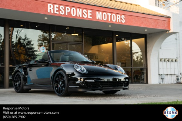 Used 2009 Porsche 911 Turbo for sale $77,999 at Response Motors in Mountain View CA